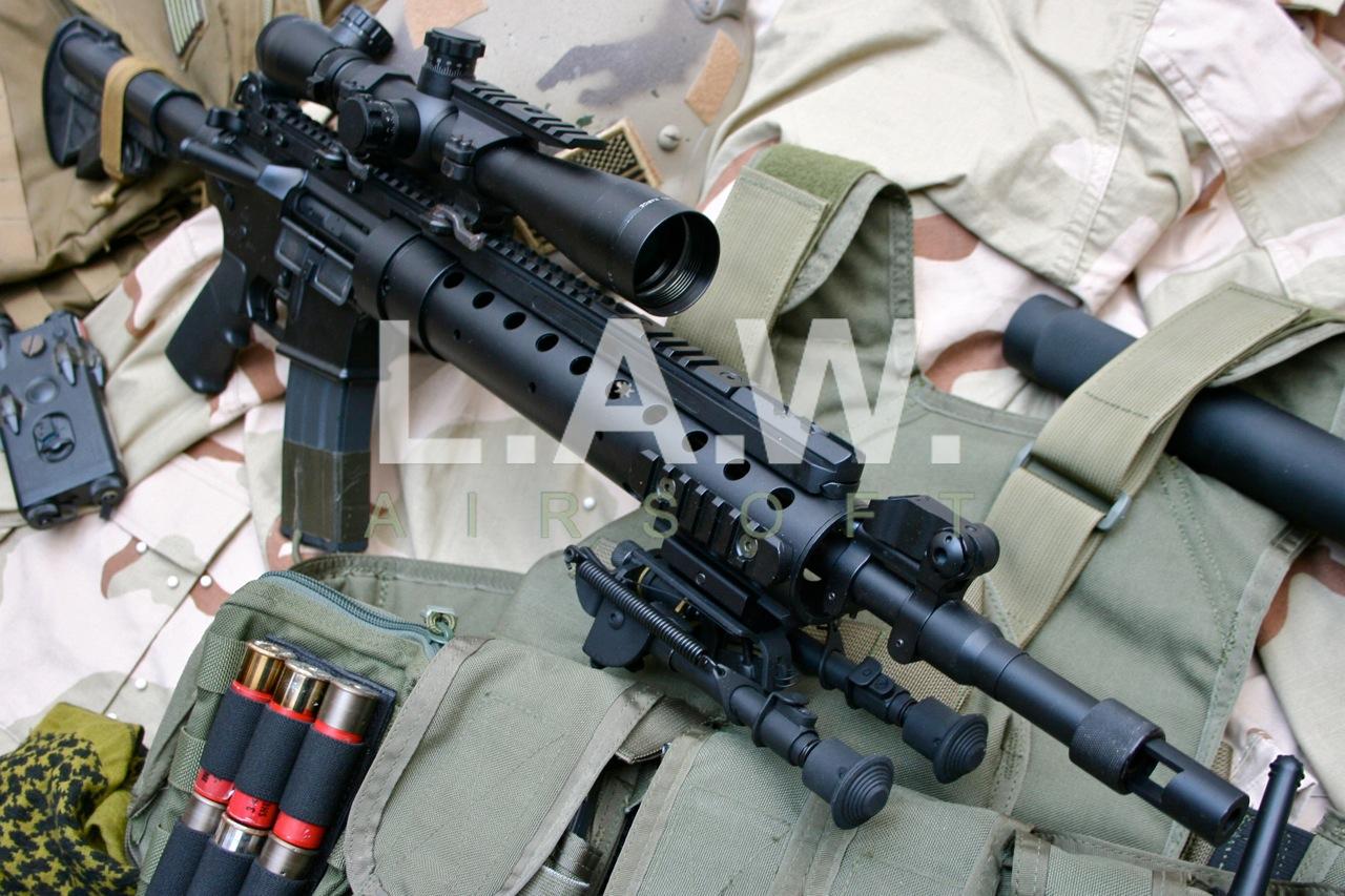 Commando Build Fr