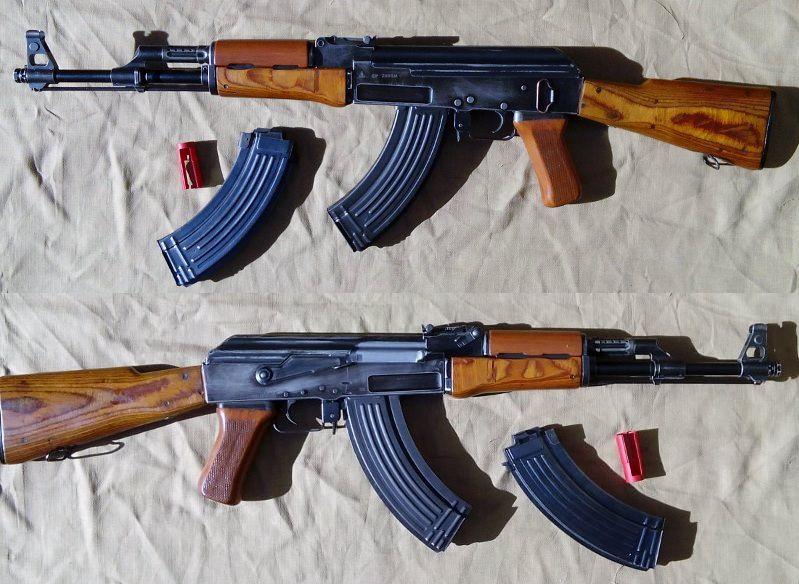 Marui AK47 Type3 avec du bois d'arbre Gallery_22386_514_3514