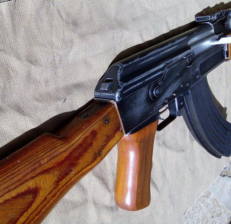 Marui AK47 Type3 avec du bois d'arbre Gallery_22386_514_54327